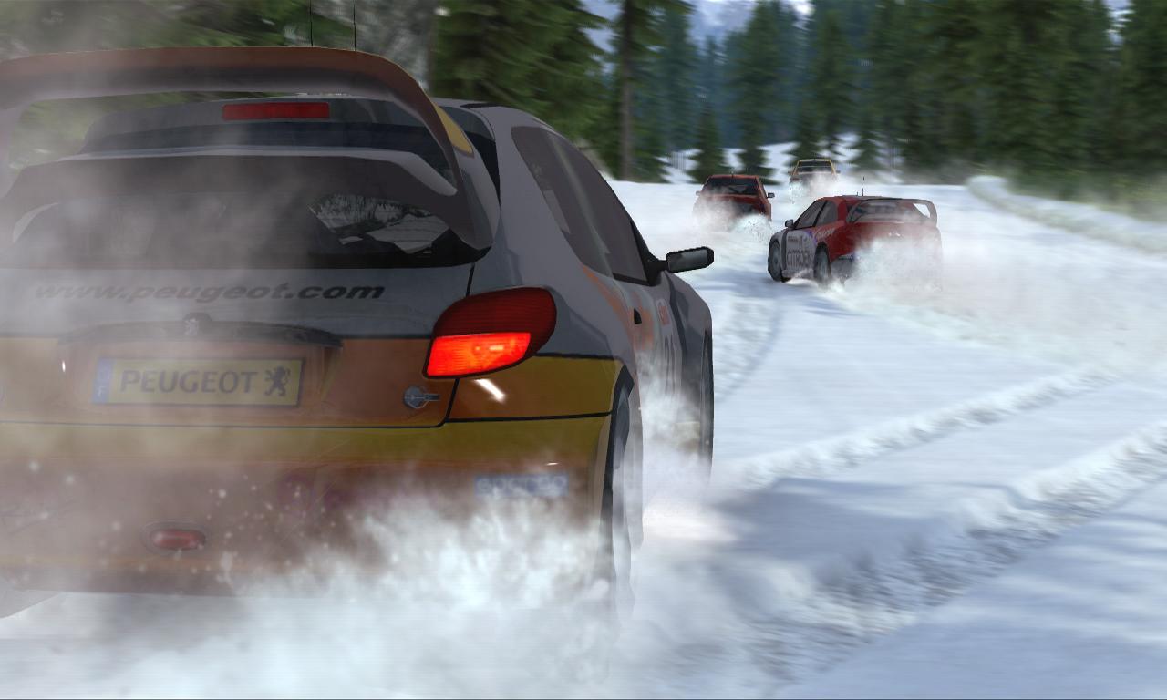 SEGA Rally X360 editeur 003