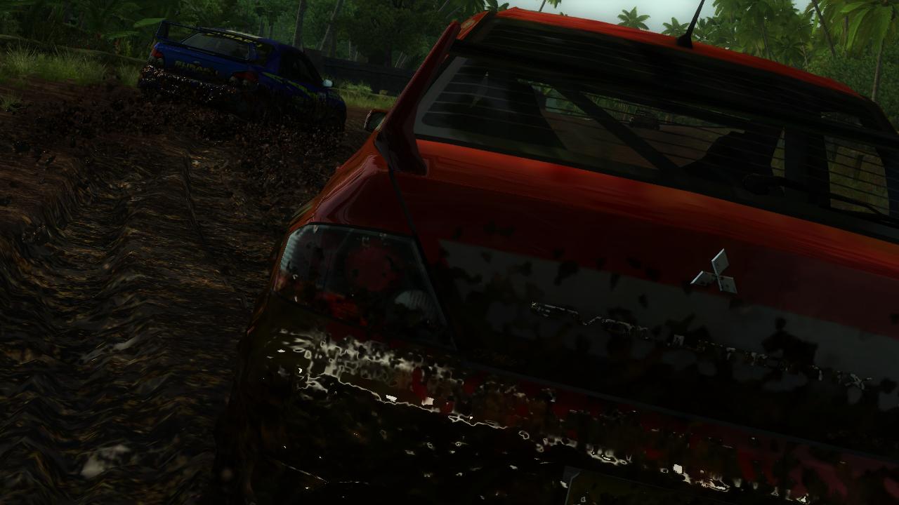 SEGA Rally X360 editeur 005
