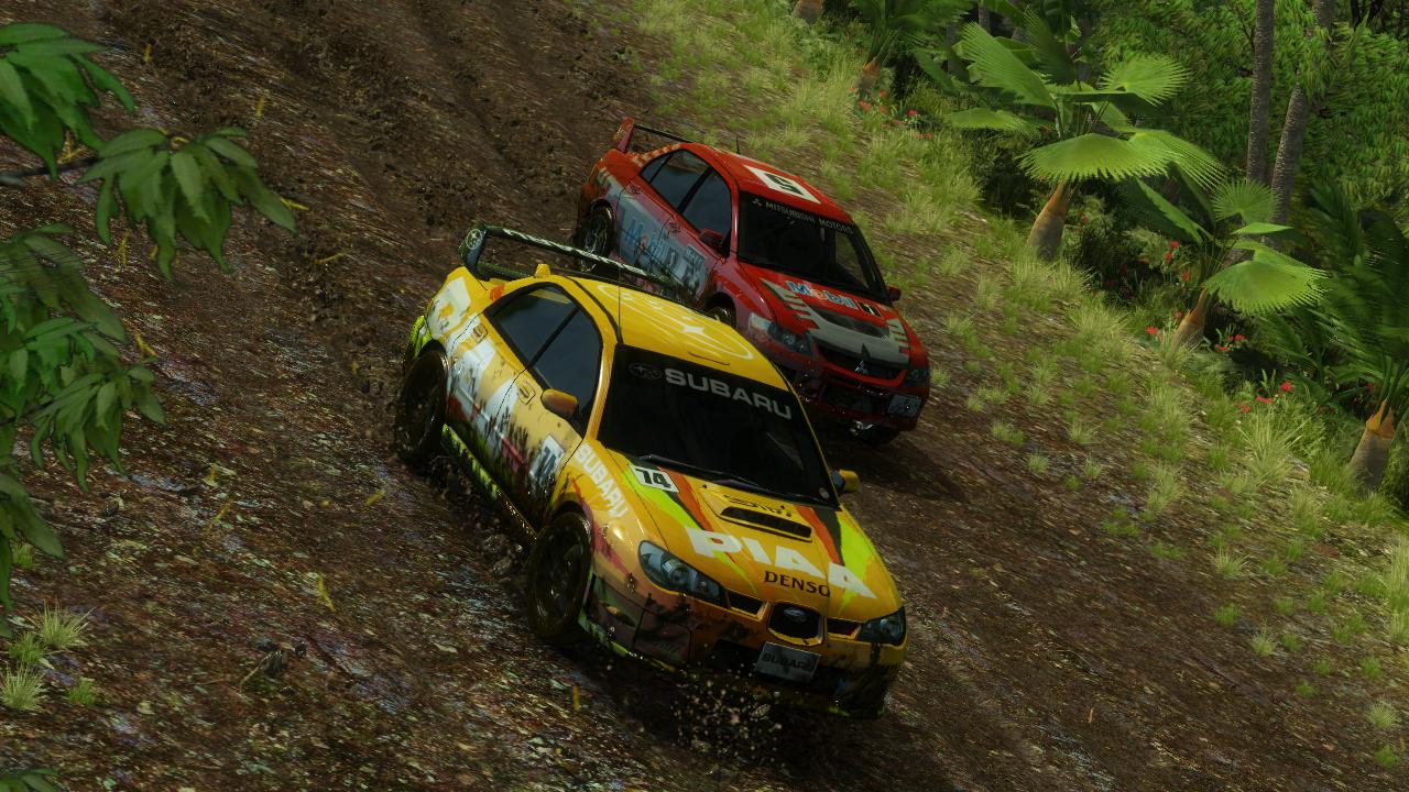 SEGA Rally X360 editeur 006
