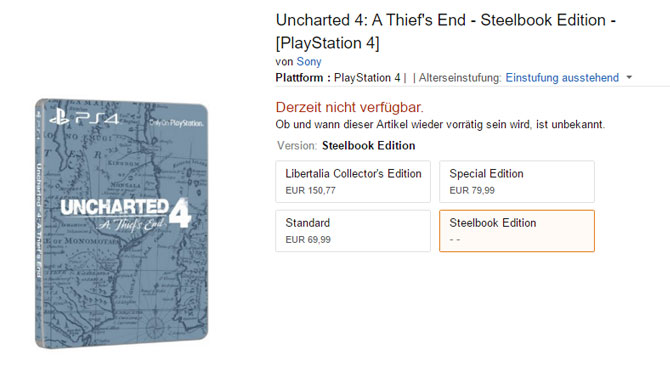 Uncharted-4-Steelbook-Edition-Amazon