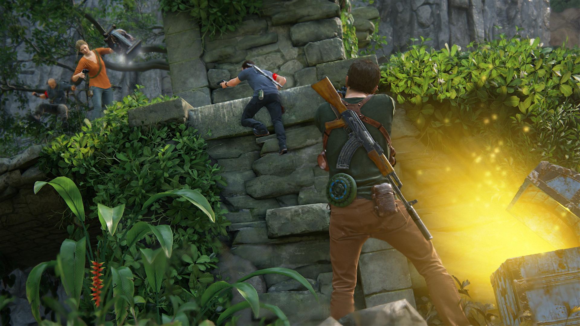 Uncharted4-AThief-sEnd PS4 Editeur 090