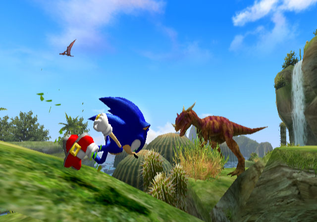 SonicSR Wii 027