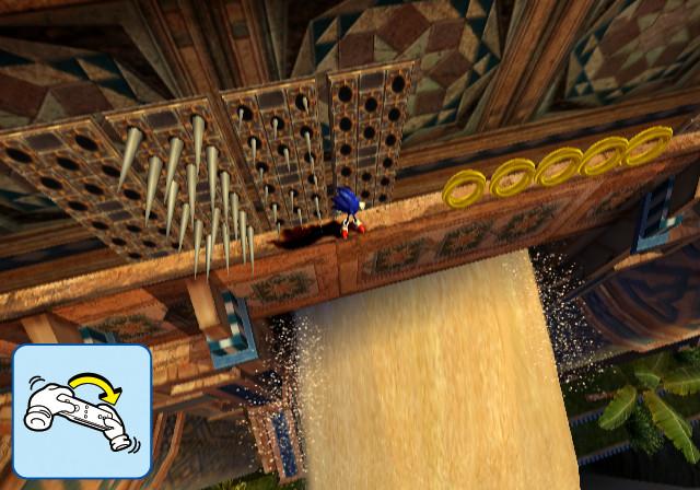 SonicSR Wii Editeur 005