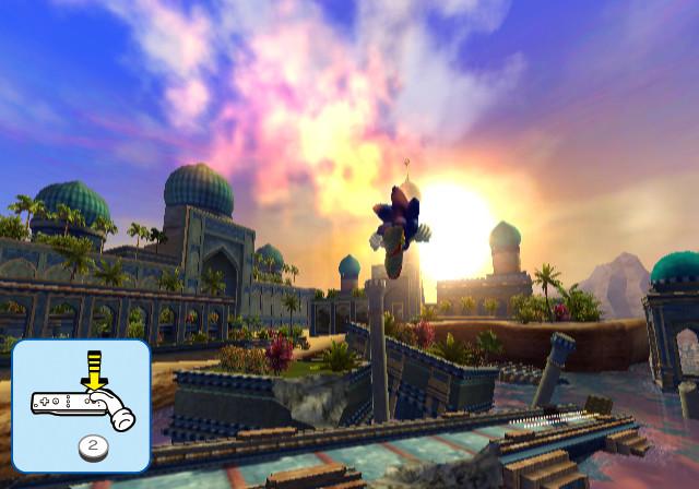 SonicSR Wii Editeur 006