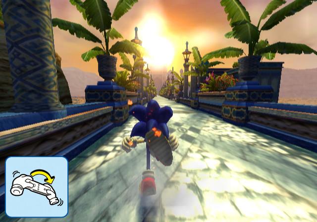 SonicSR Wii Editeur 008
