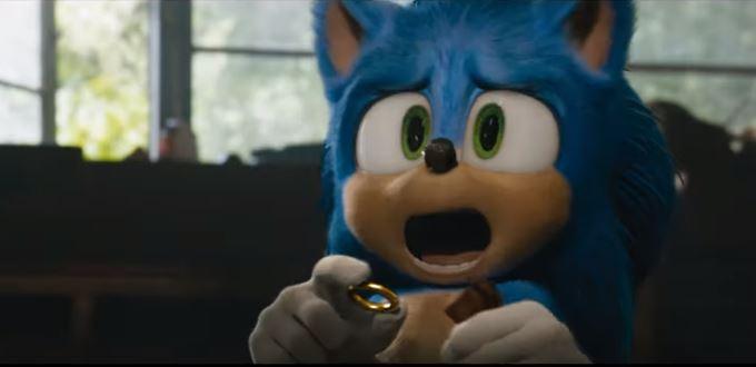 Sonic le film New