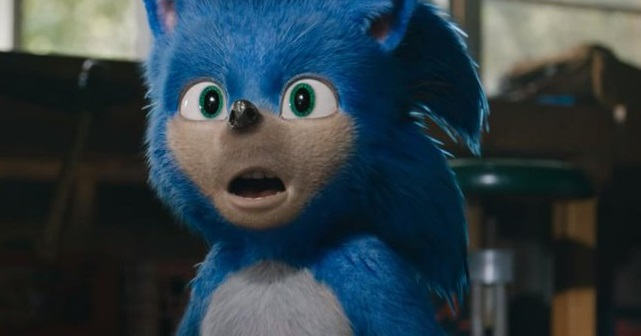 Sonic le film Old