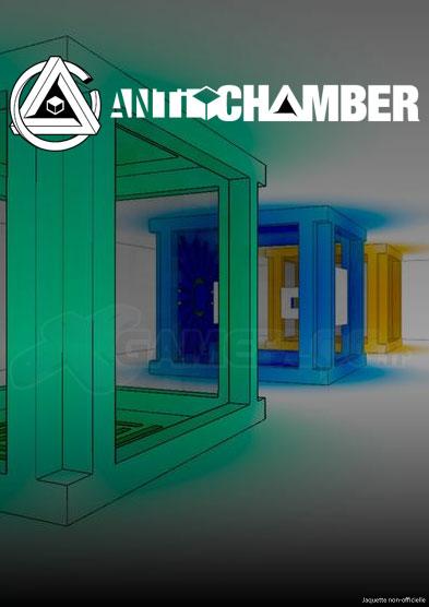 Antichamber PC Jaquette 001