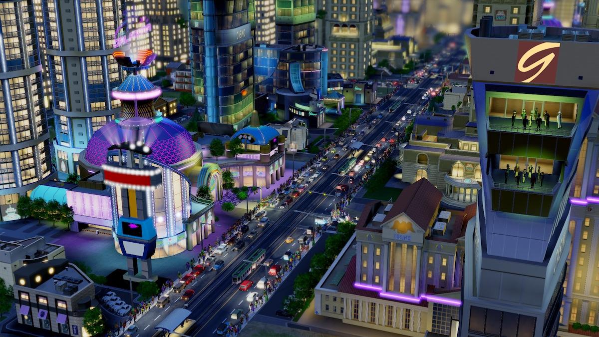 SimCity Multi Editeur 001