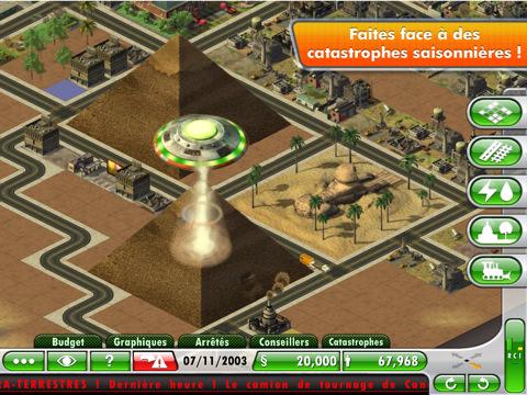 SimCityDeluxe iPad Editeur 001