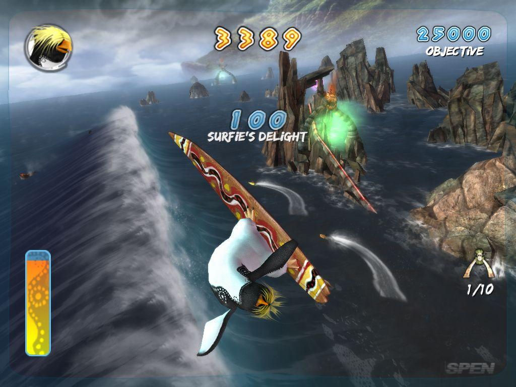Rois Glisse PS2 Editeur 004