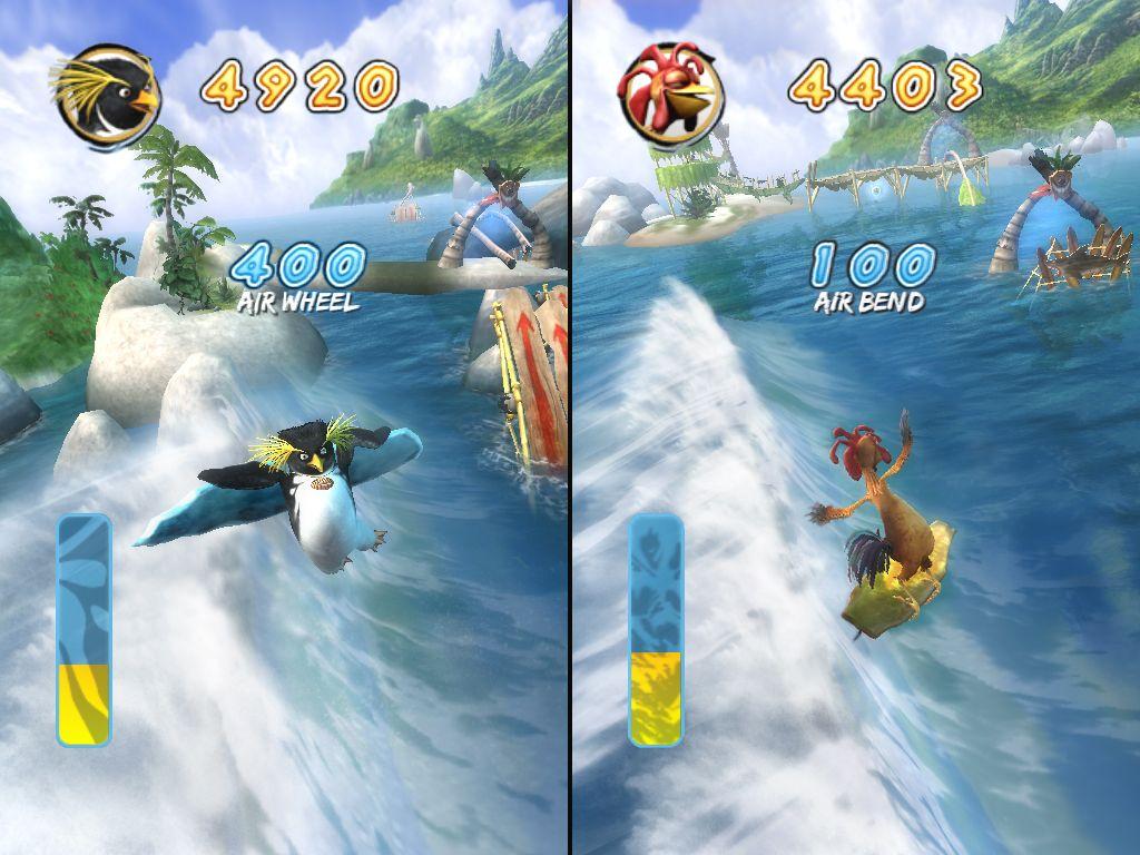 Rois Glisse PS2 Editeur 006