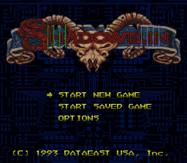 Shadowrun-SuperNES- SNES Editeur 002