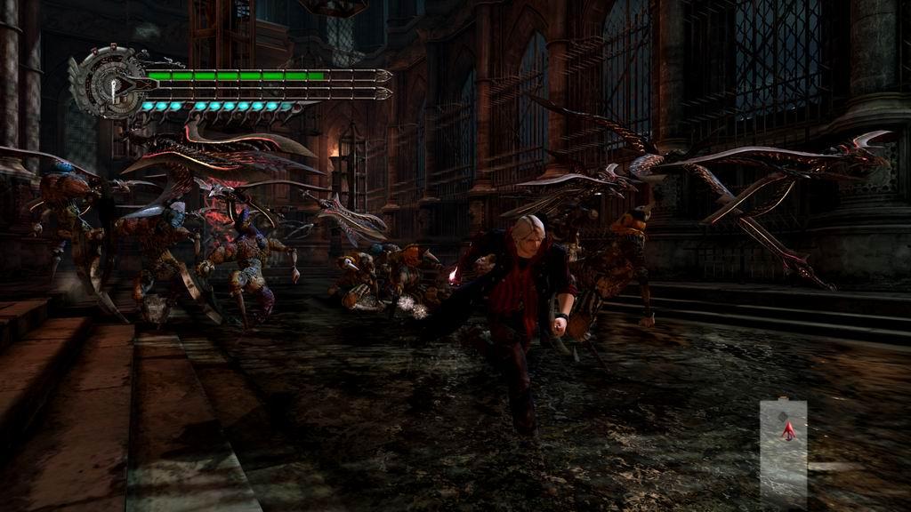 Devil May Cry SE PC Editeur 003