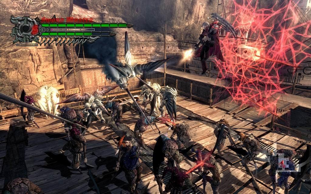 Devil May Cry SE PC Editeur 005
