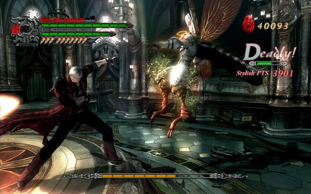Devil May Cry SE PC Editeur 009