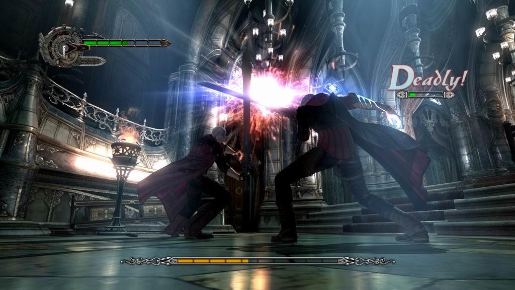 Devil May Cry SE PC Editeur 011
