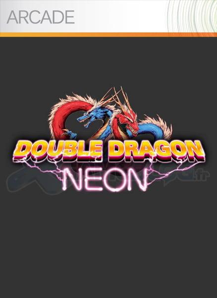 DoubleDragon-Neon XBLA Jaquette 001