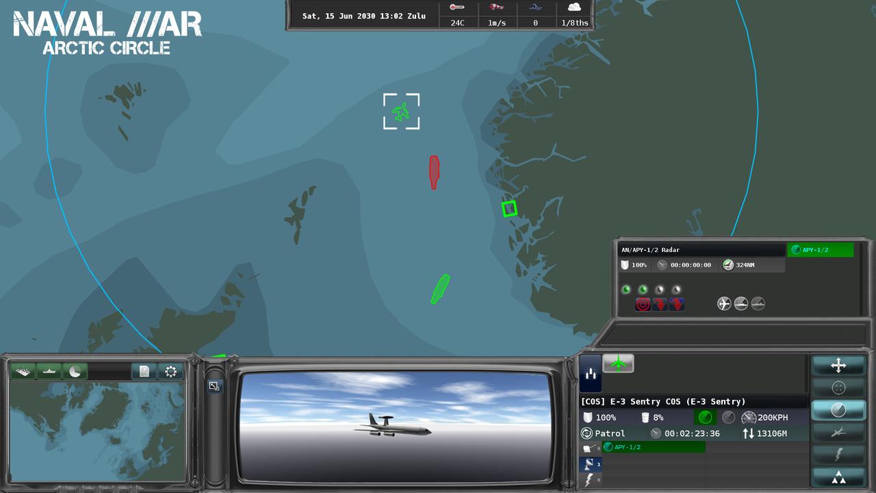 NavalWar-ArcticCircle PC Editeur 005