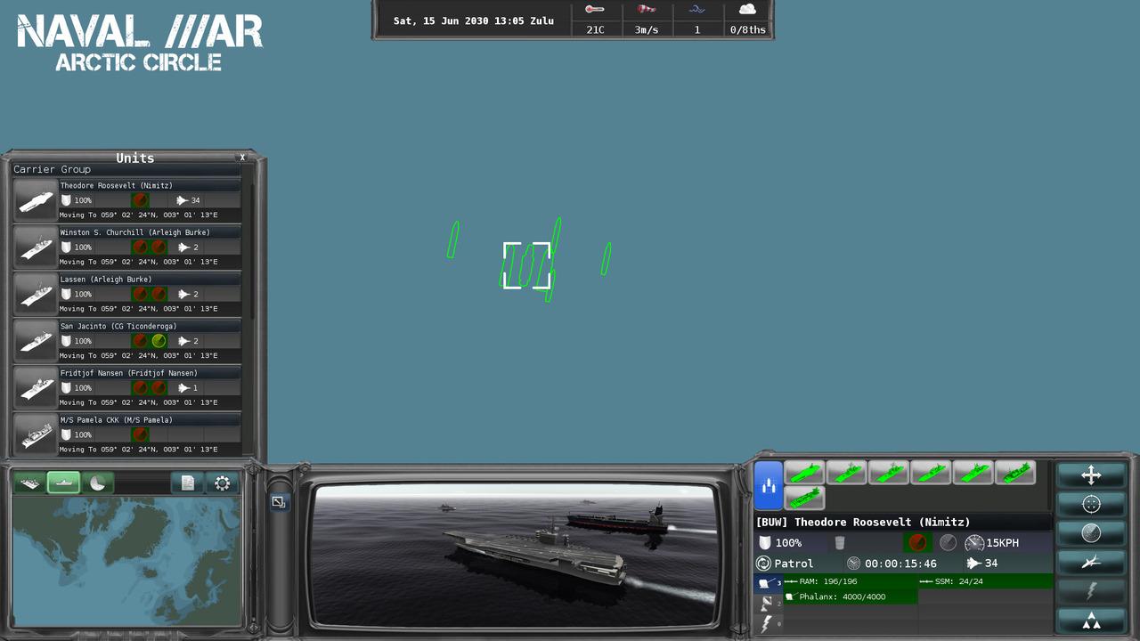 NavalWar-ArcticCircle PC Editeur 007
