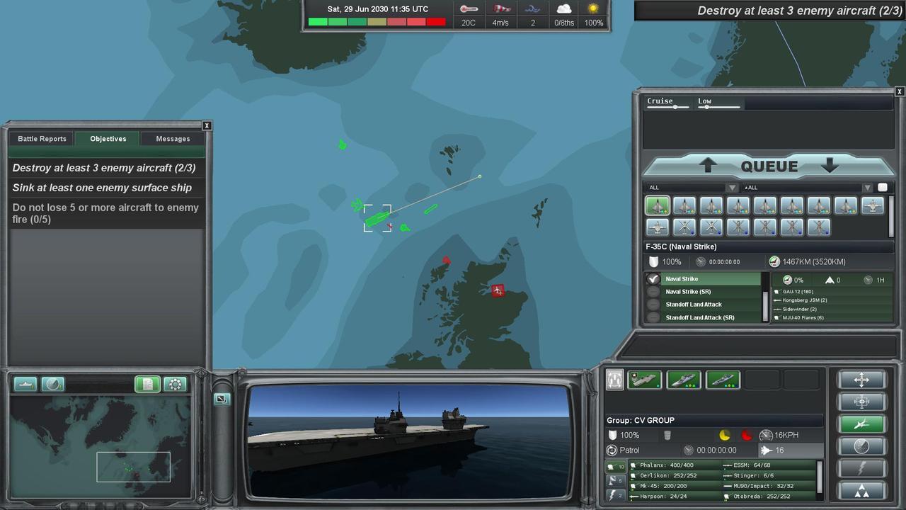 NavalWar-ArcticCircle PC Editeur 010