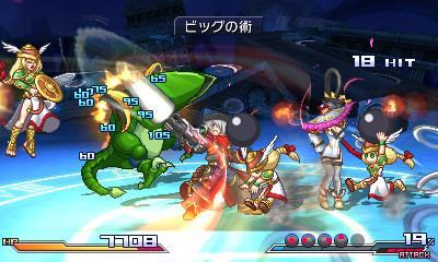 ProjectXZone 3DS Editeur 111