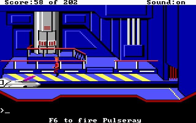 SpaceQuest-TheSarienEncounter PC Editeur 008
