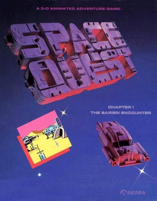 SpaceQuest-TheSarienEncounter PC Jaquette 001