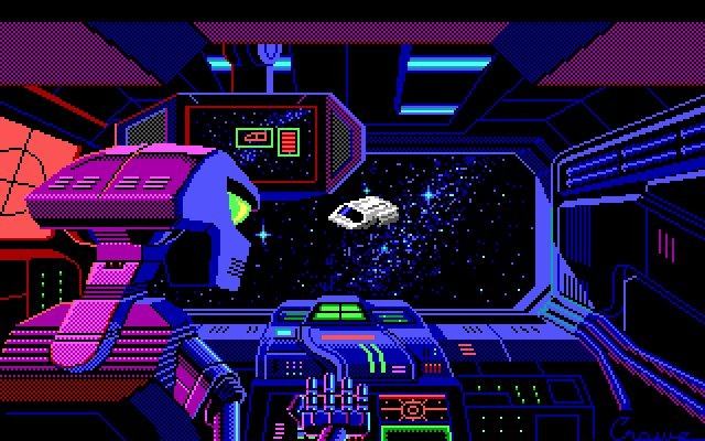 SpaceQuest3-ThePiratesofPestulon PC Editeur 002