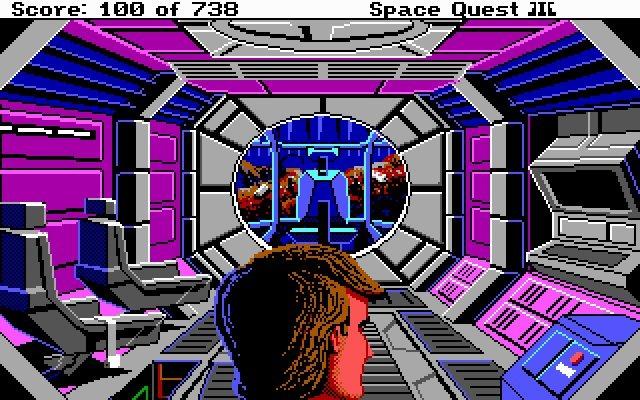 SpaceQuest3-ThePiratesofPestulon PC Editeur 004