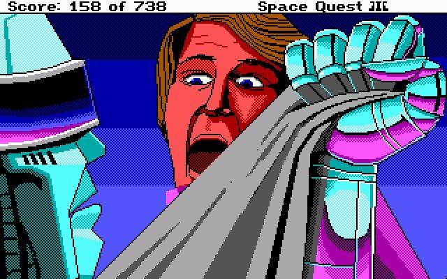 SpaceQuest3-ThePiratesofPestulon PC Editeur 007