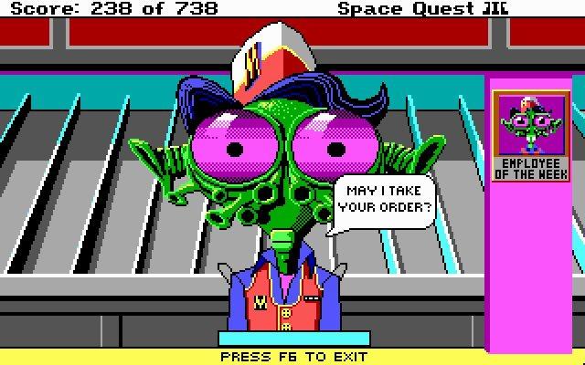 SpaceQuest3-ThePiratesofPestulon PC Editeur 009