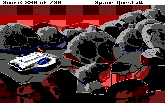 SpaceQuest3-ThePiratesofPestulon PC Editeur 010