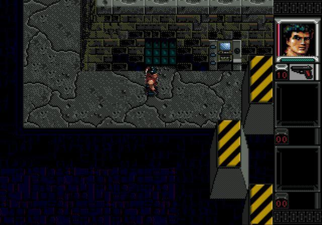 Shadowrun-Megadrive- Megadrive Editeur 005