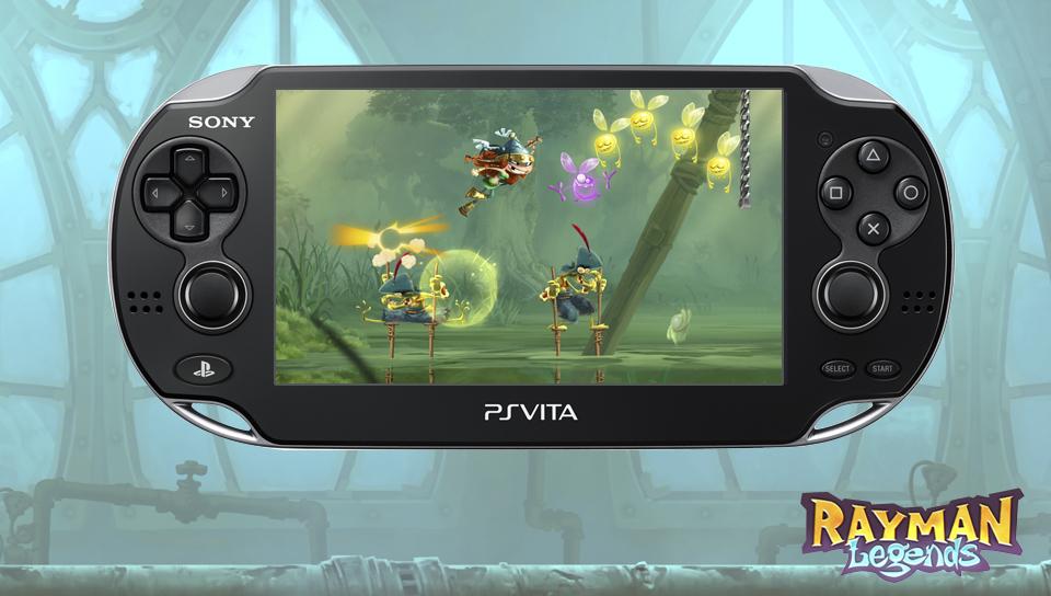 RaymanLegends PS Vita Editeur 001