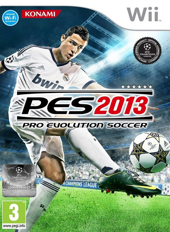 PES2013 Wii Jaquette 001