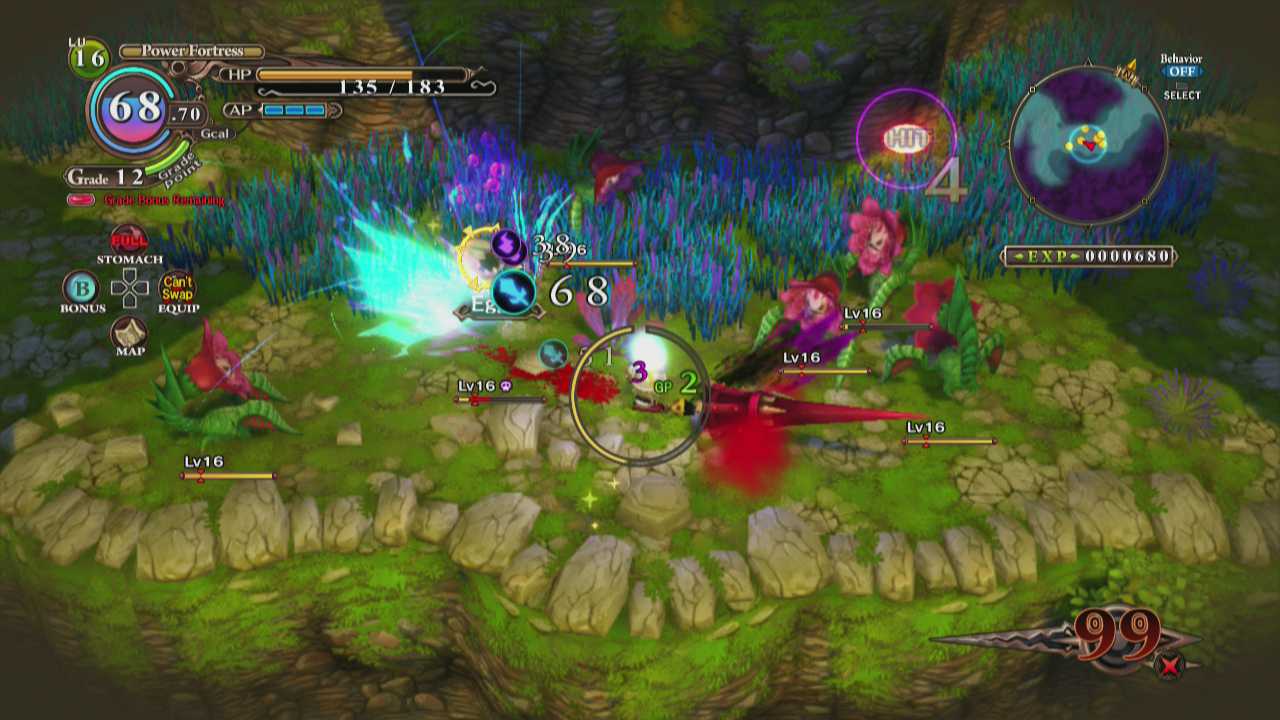TheWitchandtheHundredKnights PS3 Editeur 013