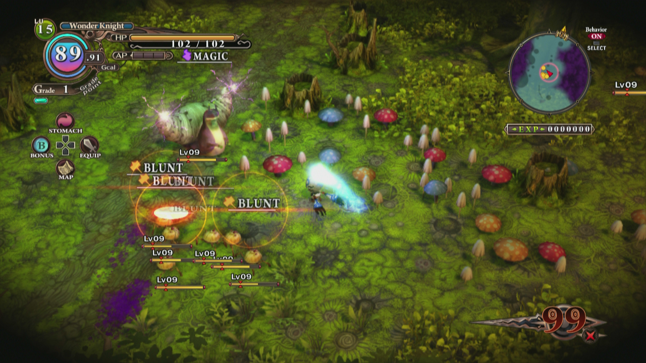 TheWitchandtheHundredKnights PS3 Editeur 018