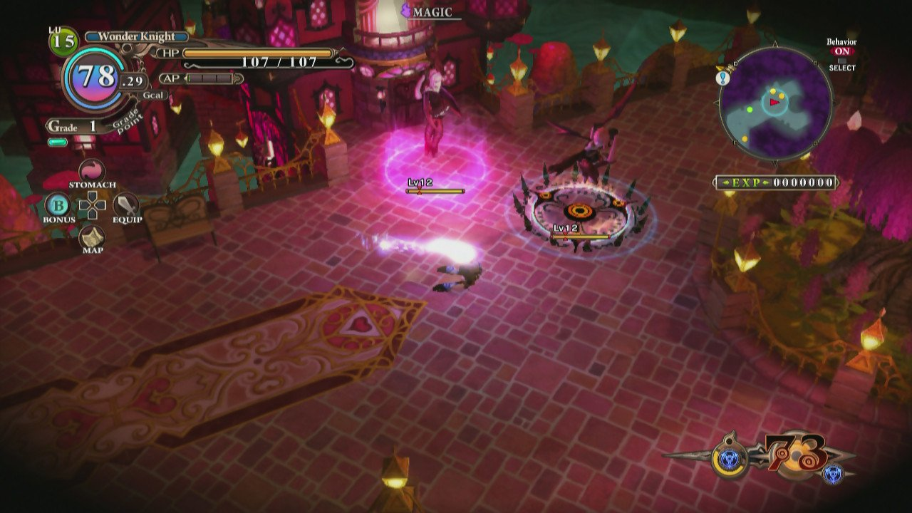 TheWitchandtheHundredKnights PS3 Editeur 023