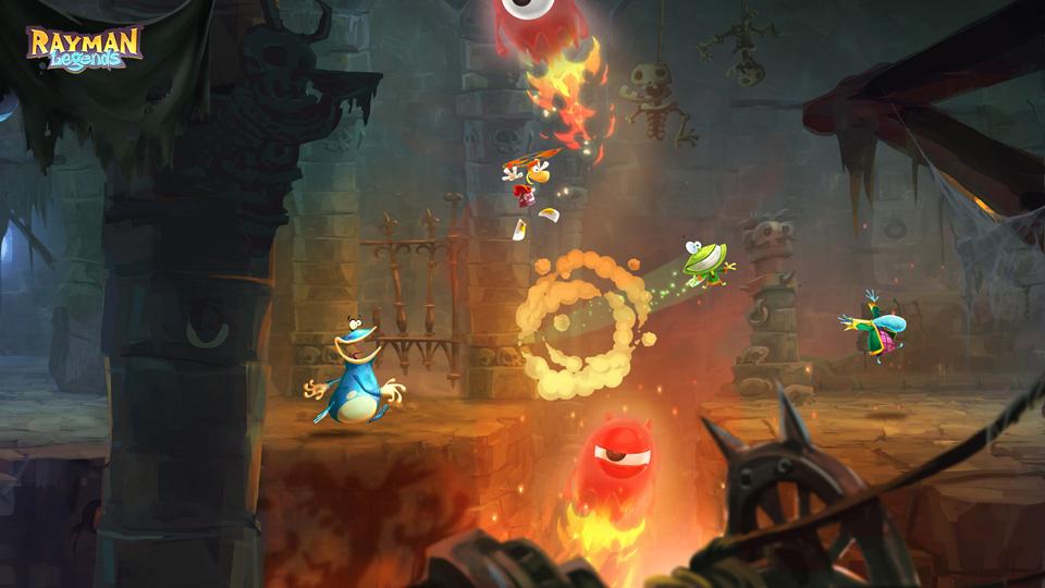 RaymanLegends Wii U Editeur 010