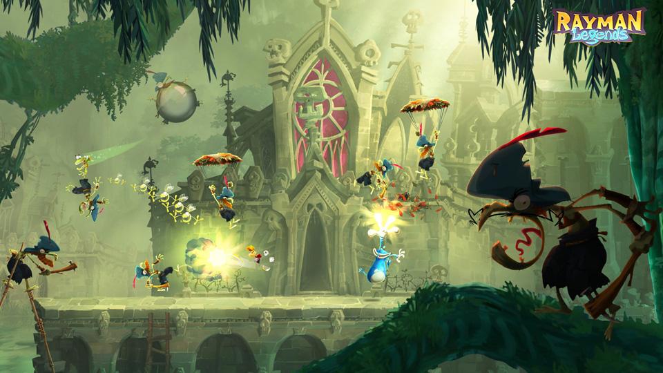 RaymanLegends Wii U Editeur 014