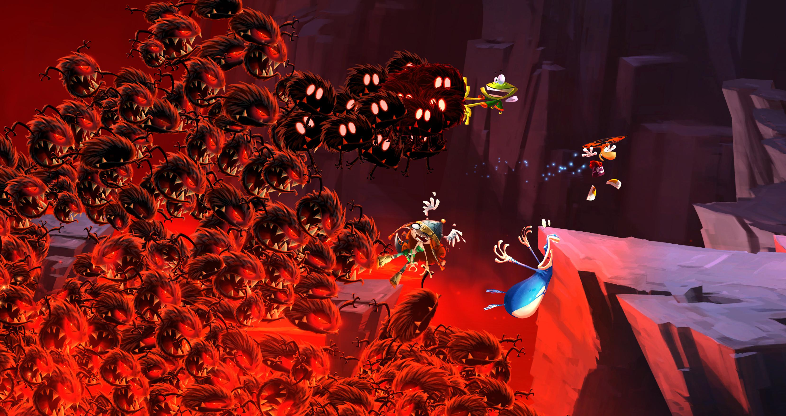 RaymanLegends Wii U Editeur 017