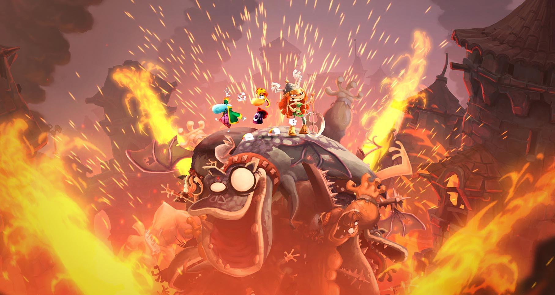 RaymanLegends Wii U Editeur 019