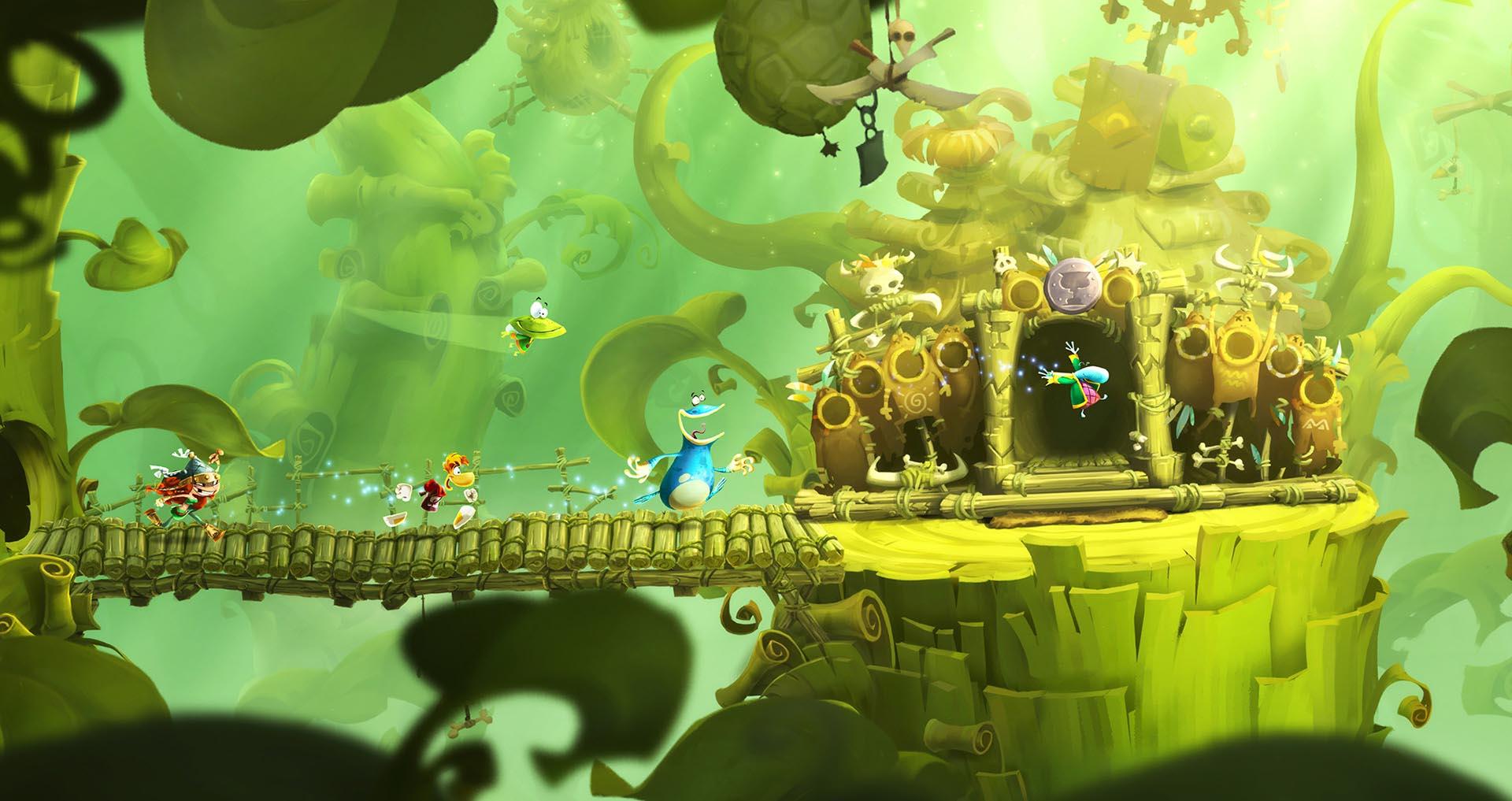 RaymanLegends Wii U Editeur 020