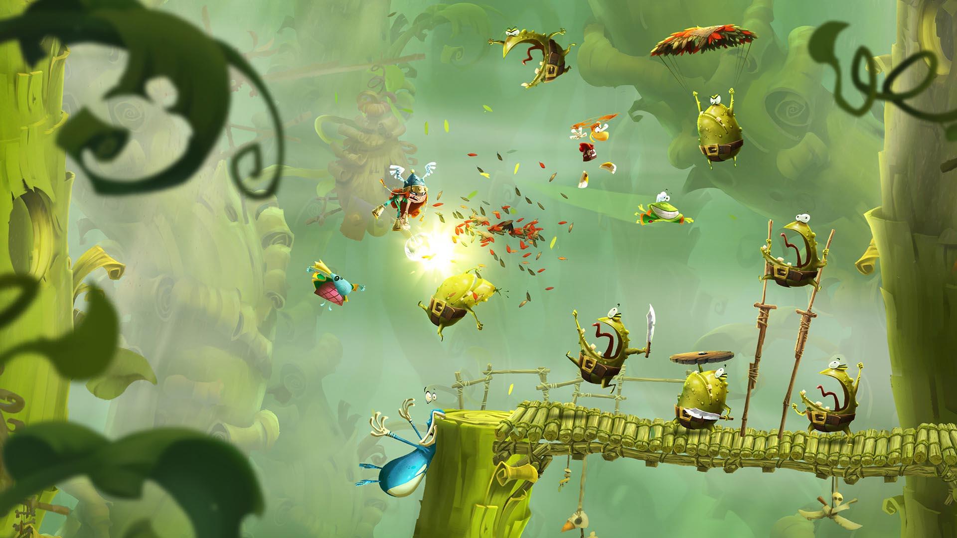 RaymanLegends Wii U Editeur 021