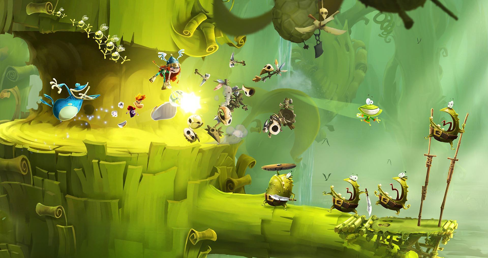 RaymanLegends Wii U Editeur 022