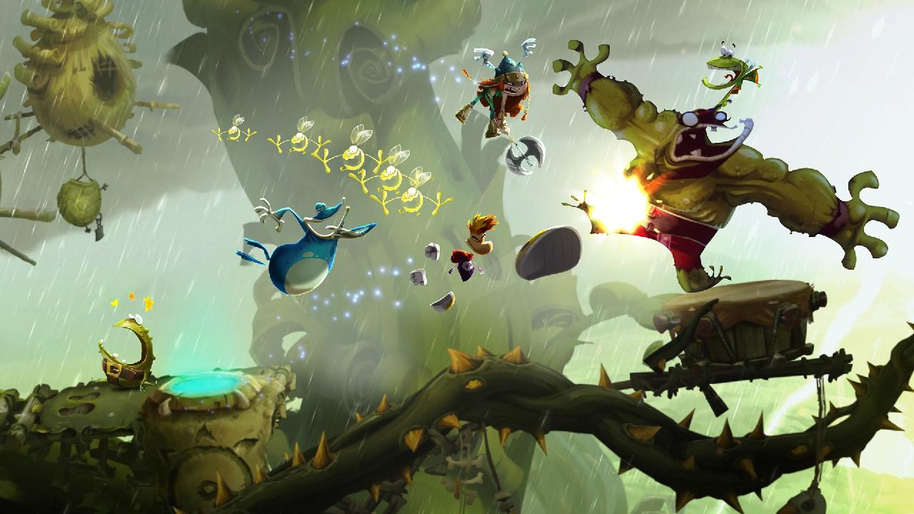 RaymanLegends Wii U Editeur 025