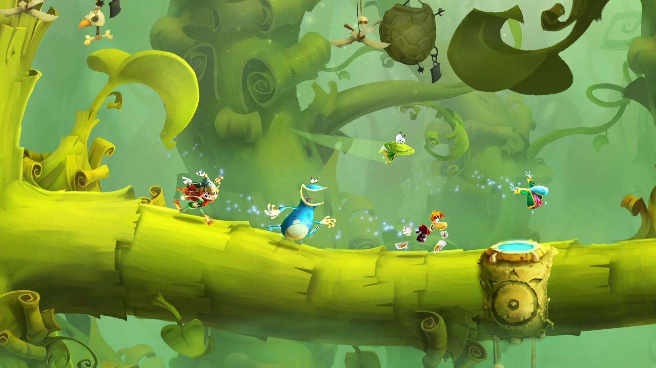 RaymanLegends Wii U Editeur 028