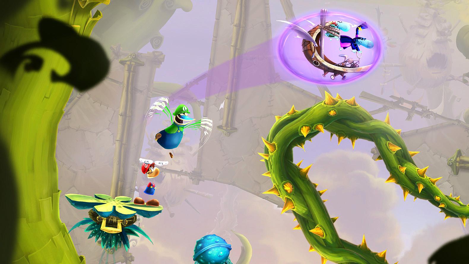 RaymanLegends Wii U Editeur 031