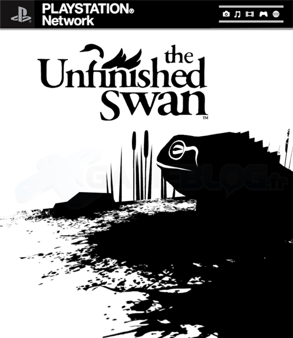 TheUnfinishedSwan PS Network Jaquette 001